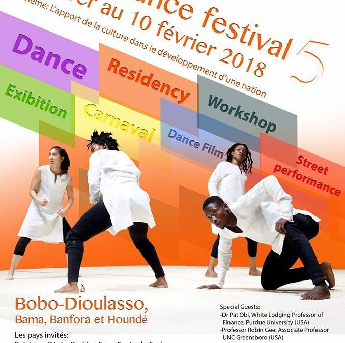 programme In-Out Dance Festival 5